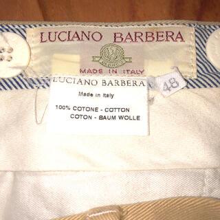 イルファーロバイルチアーノバルベラ(ILFARO by LUCIANO BARBERA)のルチアーノバルベラのパンツ(チノパン)