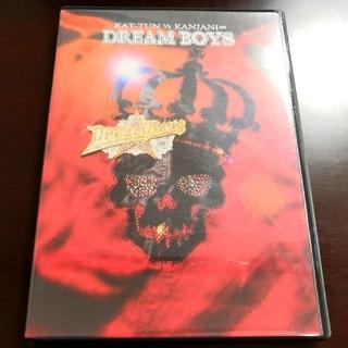 カトゥーン(KAT-TUN)のKAT-TUN・関ジャニ∞「DREAM BOYS 」2枚組DVD(ミュージック)