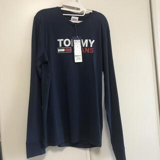 トミー(TOMMY)の【ごんべ様専用】Tommy jeans トミージーンズ ロンT(Tシャツ/カットソー(七分/長袖))