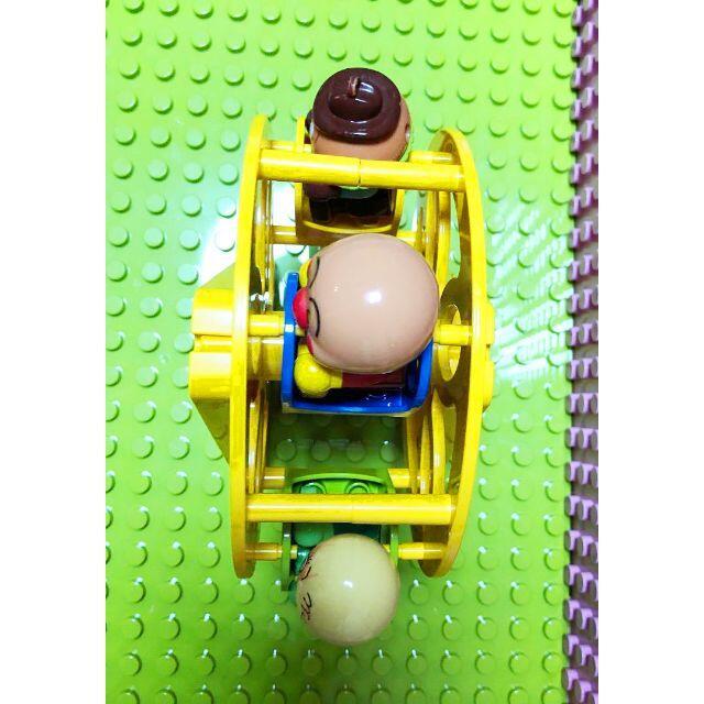 観覧車 アンパンマンブロックラボ レゴデュプロ互換品 キッズ/ベビー/マタニティのおもちゃ(知育玩具)の商品写真
