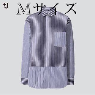 UNIQLO - UNIQLO  J+ ジルサンダー スーピマコットン オーバーサイズシャツ