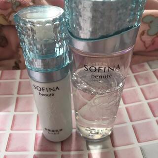 ソフィーナ(SOFINA)のソフィーナボーテ 化粧水 乳液セット(化粧水/ローション)