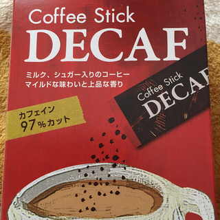 カルディ(KALDI)のカルディ カフェインレス デカフェコーヒー(コーヒー)