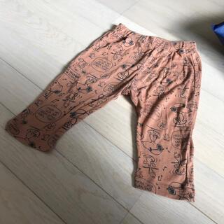 エフオーキッズ(F.O.KIDS)のスヌーピー    ズボン 80センチ(パンツ)