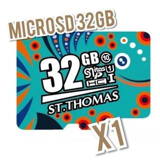 マイクロSDカード 32GB 1枚 97MB/s 高速 class10 TFRS