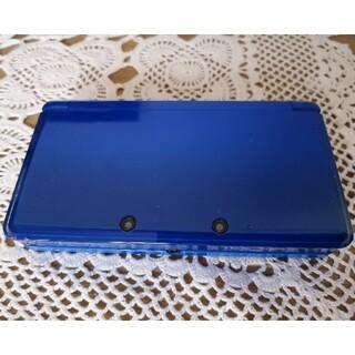 ニンテンドー3DS - 任天堂【Nintendo】3DS コバルトブルー ニンテンドー