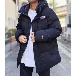 THE NORTH FACE - THE NORTH FACE free move down jacket
