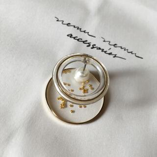 mina perhonen - 【公式売り切れ】nemu nemu ネムネム ring ring ピアス