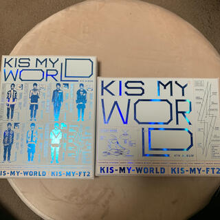 Kis-My-Ft2 - キスマイ KIS-MY-WORLD