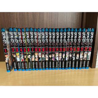 集英社 - 鬼滅の刃1〜23巻全巻セット 一回のみ読んだ美品