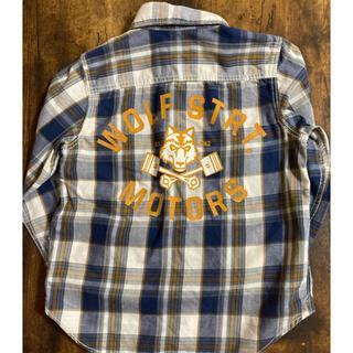 エイチアンドエイチ(H&H)のH&M シャツ110(Tシャツ/カットソー)