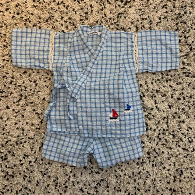 familiar(ファミリア)のファミリア  キッズ/ベビー/マタニティのベビー服(~85cm)(ロンパース)の商品写真