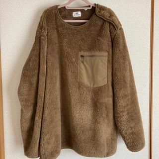 ユニクロ(UNIQLO)のユニクロ Engineered Garments プルオーバーフリース(スウェット)