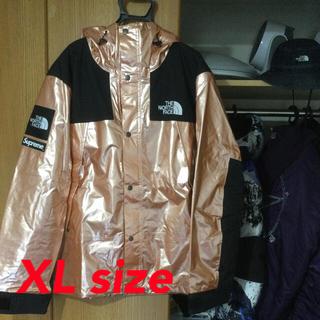Supreme - Supreme The North マウンテンパーカー Rose Gold XL