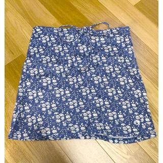 フレッドペリー(FRED PERRY)のスカート フレッドペリー 日本製 リバティ(ひざ丈スカート)