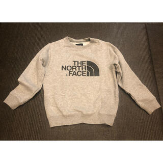 THE NORTH FACE - ノースフェイス キッズ  トレーナー 120 the north face