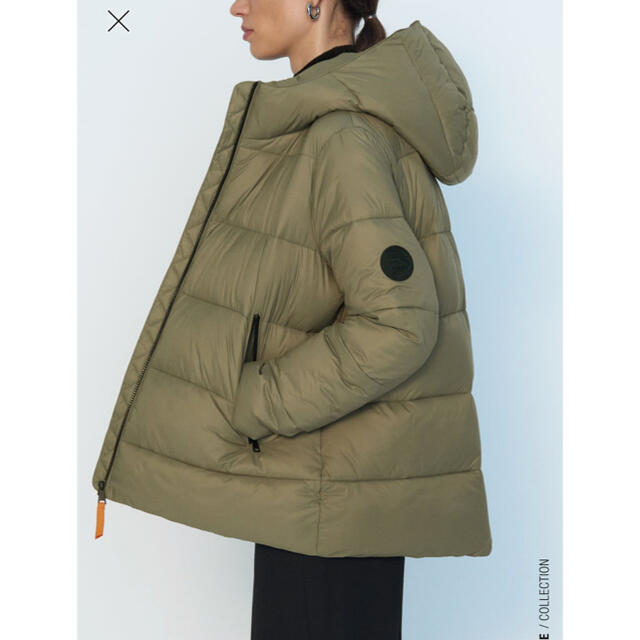 ZARA(ザラ)の大人気ダウン♡ レディースのジャケット/アウター(ダウンジャケット)の商品写真