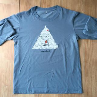 モンベル(mont bell)の値下げ‼️ モンベル ロンT(Tシャツ/カットソー(七分/長袖))