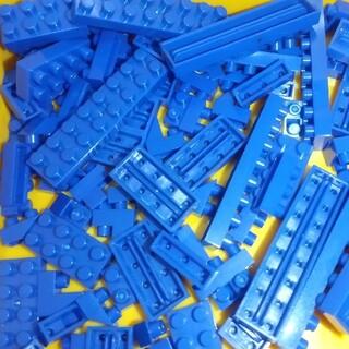 カワダ(Kawada)のナノブロック 青 バラ売りもできます(積み木/ブロック)
