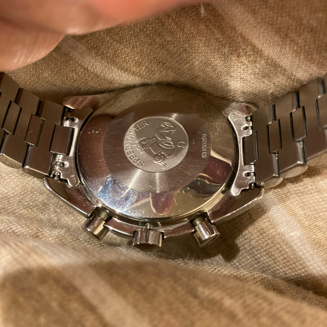 OMEGA(オメガ)のモリソン様専用 オメガスピードマスター  メンズの時計(腕時計(アナログ))の商品写真