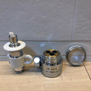パナソニック(Panasonic)の【パナソニック】食器洗い乾燥機用分岐栓Panasonic(CB-SEF8)(食器洗い機/乾燥機)