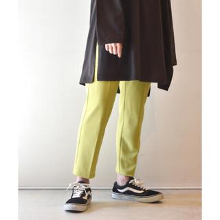 ダブルクローゼット(w closet)のカラースラックスパンツ(その他)