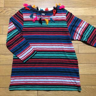 ゴートゥーハリウッド(GO TO HOLLYWOOD)のゴートゥーハリウッド フリンジボーダー(Tシャツ(長袖/七分))