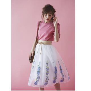 tocco - tocco closet✩刺繍スカート