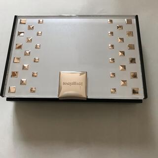 MAQuillAGE - マキアージュファンデーションケース未使用