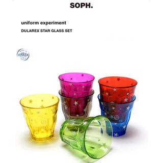 SOPH - SOPH. uniform experiment DURALEX グラス コップ
