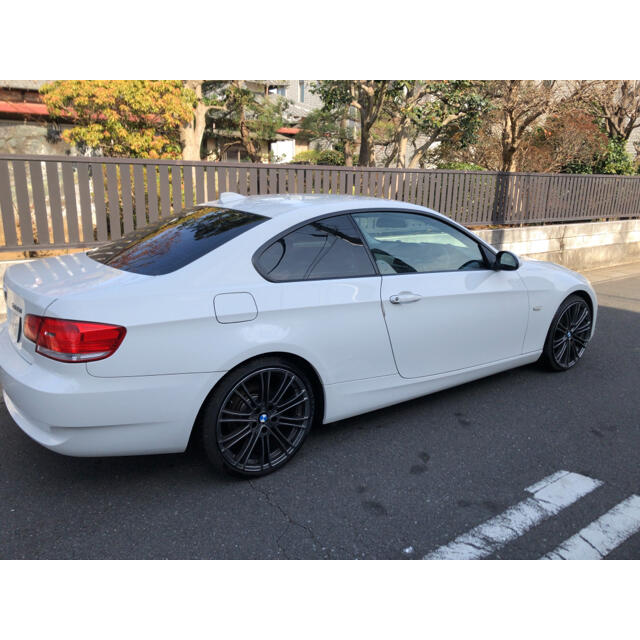 BMW(ビーエムダブリュー)のBMW 320i クーペ 低走行車 美車 禁煙車 【最終値下げ】 自動車/バイクの自動車(車体)の商品写真