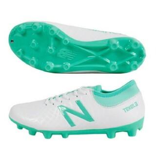 ニューバランス(New Balance)の新品 送料無料 ニューバランス 子供用品 21.5センチ サッカー スパイク(シューズ)
