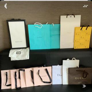 プラダ(PRADA)のブランドショップバック各種(ショップ袋)