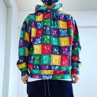Supreme - 【希少XL】シュプリームBlocks Hooded Sweatshirt