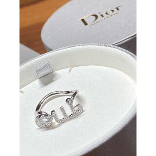 Dior - K18WG ディオール Ouiダイヤモンドリング