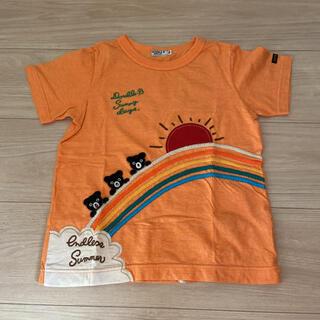 DOUBLE.B - Tシャツ 130  ミキハウス ダブルビー