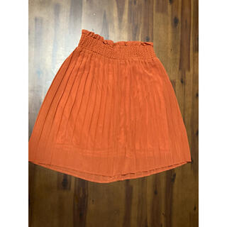 フリーズマート(FREE'S MART)の美品 プリーツスカート(ひざ丈スカート)