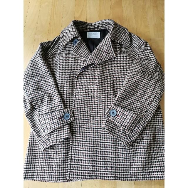 kolor(カラー)のkolor 18aw ビッグガンクラブチェックコート メンズのジャケット/アウター(ステンカラーコート)の商品写真