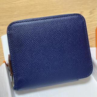 Hermes - 【新品・未使用品】HERMES エルメス アザップ シルクイン コンパクト 財布