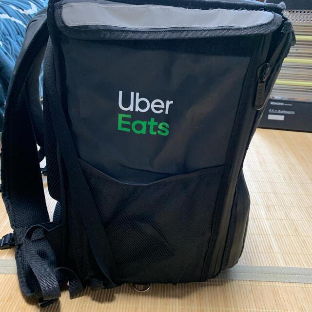 ウーバーイーツ バッグ メンズのバッグ(バッグパック/リュック)の商品写真