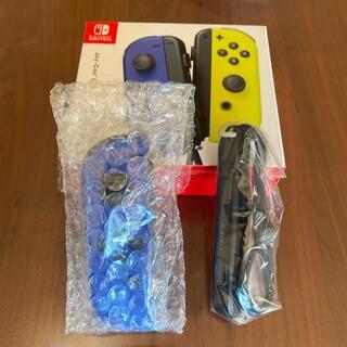 ニンテンドースイッチ(Nintendo Switch)の【新品未使用】任天堂 switch joy-con ブルー ジョイコン(家庭用ゲーム機本体)