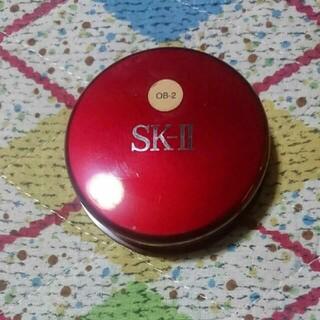 SK-II - sk2 パワーサインズ トリートメント ファンデーション OB2 【希少品】