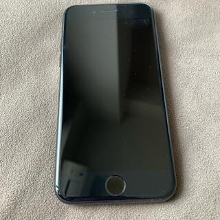 Apple - Iphone7 ジェットブラック 256GB sim free 化