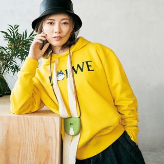 LOEWE - LOEWEロエベ 白石麻衣さん着用品となりのトトロフーディパーカーS
