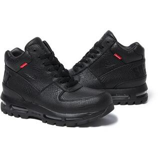 シュプリーム(Supreme)のSupreme Nike Air Max Goadome Black 27.5(スニーカー)