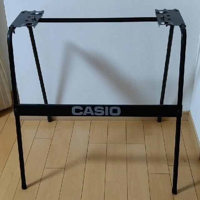 CASIO(カシオ)の【廃盤・珍品】【中古】CASIO キーボードスタンド 楽器の鍵盤楽器(キーボード/シンセサイザー)の商品写真