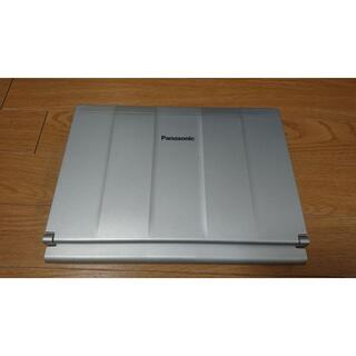 パナソニック(Panasonic)のCF-SX2 送料込み Windows10 Pro導入済み (ノートPC)