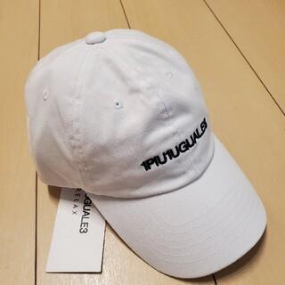ウノピゥウノウグァーレトレ(1piu1uguale3)の⭐1piu1uguale3/ウノピュウノ⭐新品 B.Bキャップ AKM ゴルフ(キャップ)