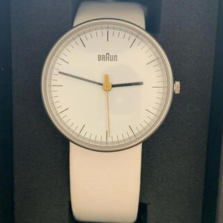 ブラウン(BRAUN)の【日本未発売】世界のBRAUNの腕時計(腕時計)