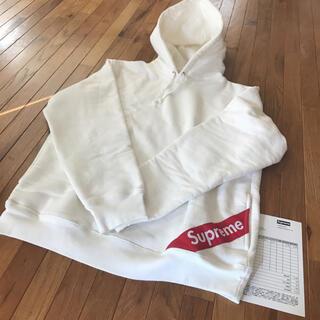 Supreme - supreme Corner Label Hooded Sweatshirt